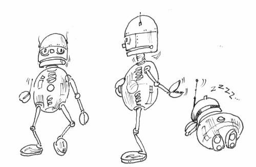 Robot-Bruce