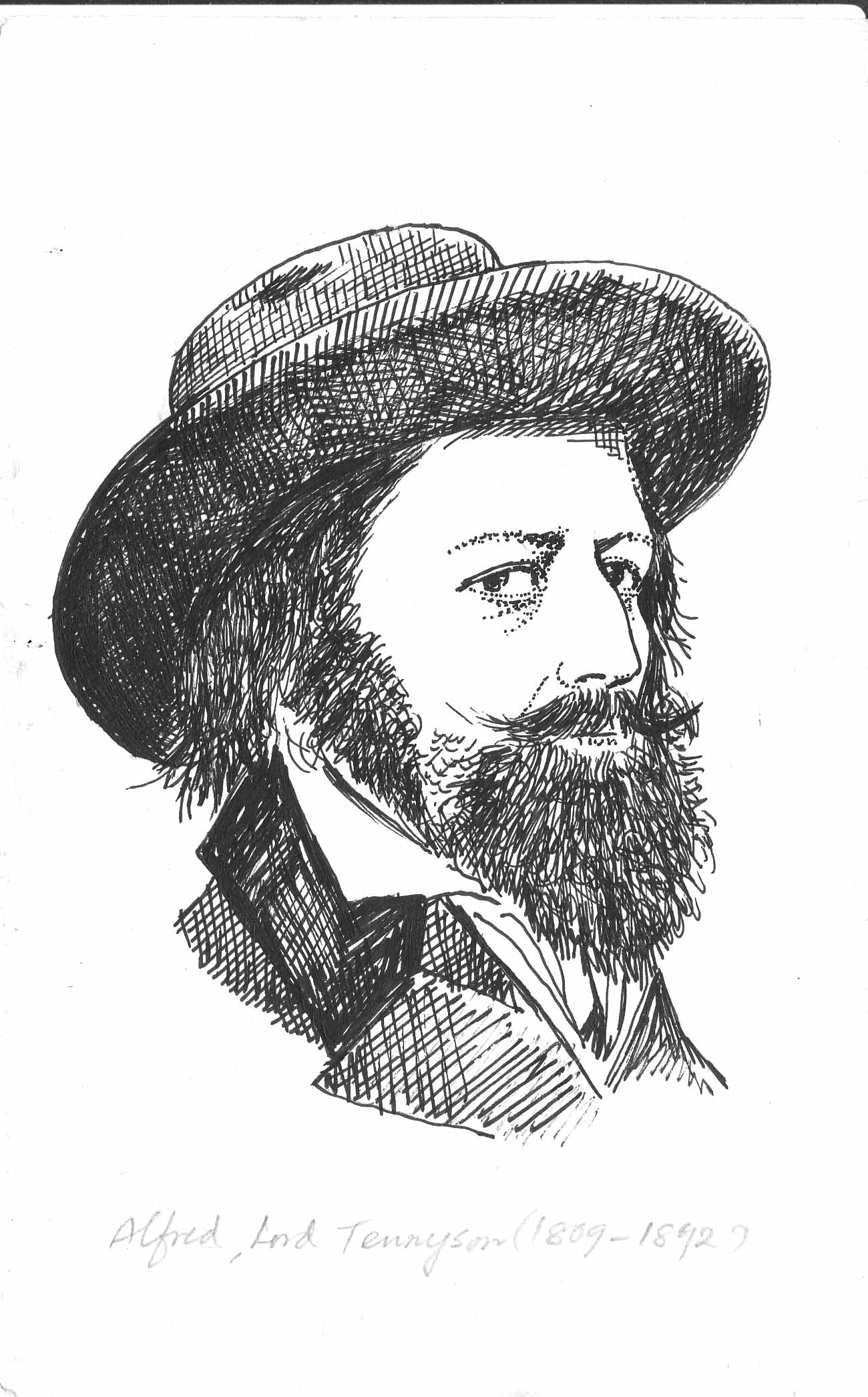 essays on alfred lord tennyson