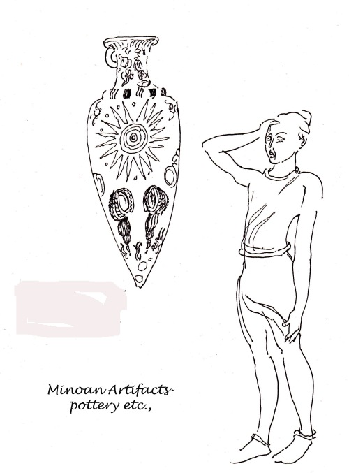 minoan artifacts