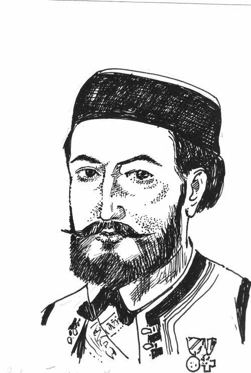 Pen Portraits-Peter II