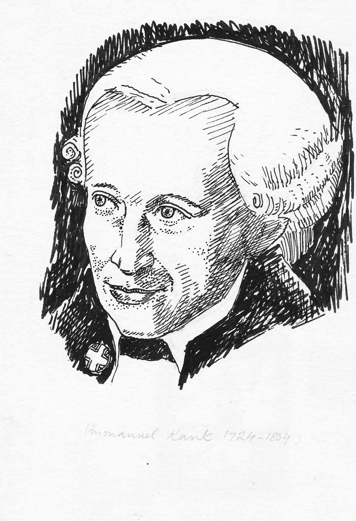 pen portraits immanuel kant bennythomas s weblog critique for a title does not indicate kant is criticizing reason but it just means a critical analysis of pure reason from impure reason