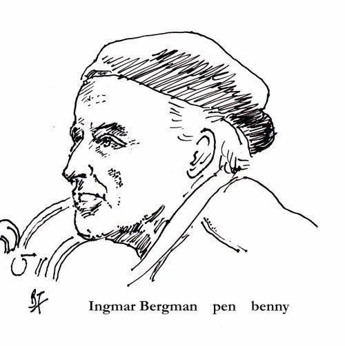 Pen Portraits-Ingmar Bergman