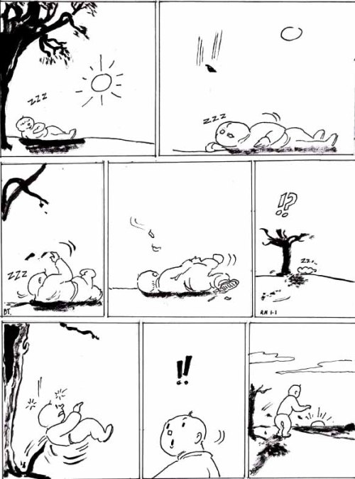 Wonder Tales-comic strip