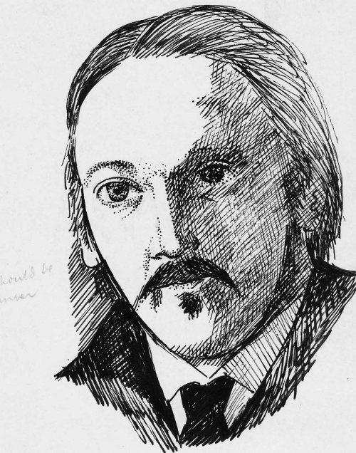 Pen Portraits- RL Stevenson