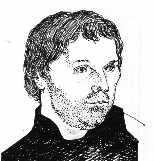 Pen Portraits- Martin Luther