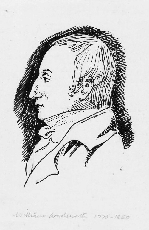 Pen Portraits- William Wordsworth