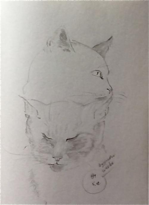 From my sketchbook- Wiebe