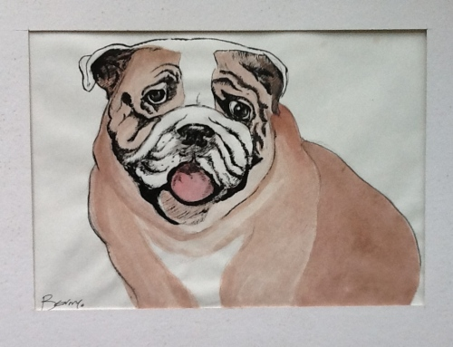 Dog-After Beth Heusen