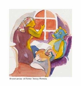 Bruno series-at home