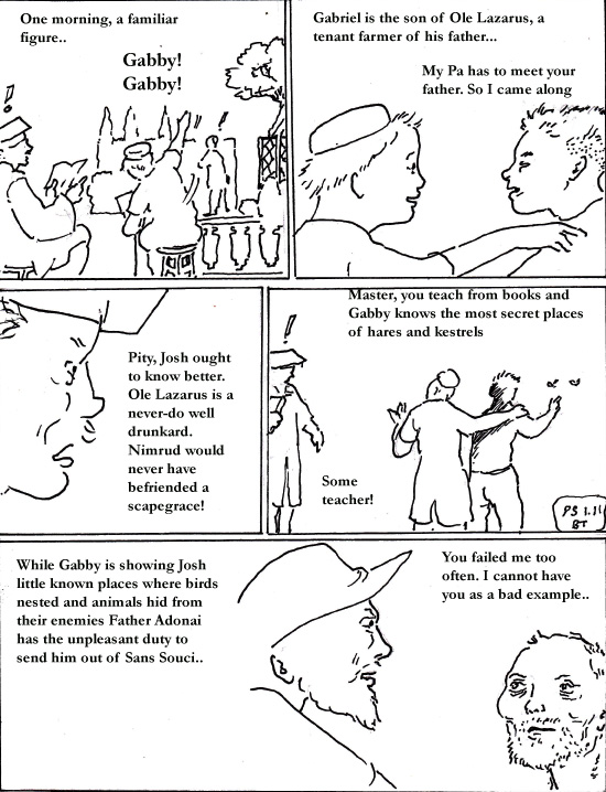 Parable Of The Lost Son Bennythomas S Weblog